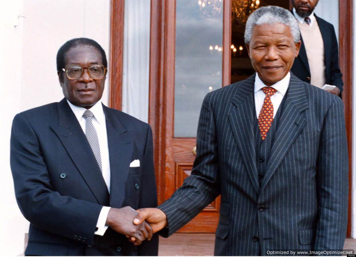 Nelson-Mandela-Zimbabwe-Connection