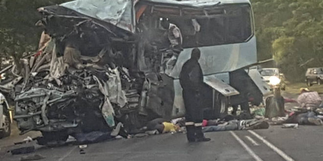 Deadly Rusape Accident - Bus Did Not Have Insurance Cover - Zimbabwe